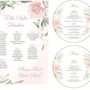 Sentiments Invitations