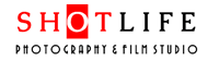 Shotlife Studio Photography & Film Title