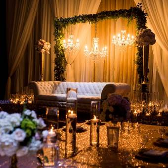 Soirée Luxury Wedding & Event Decor
