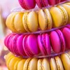 10-tier french macaron tower