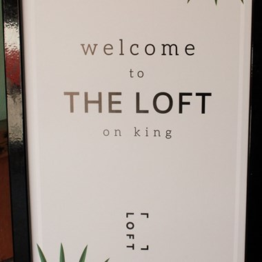 The Loft on King