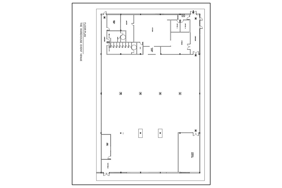 The Warehouse Floor Plan