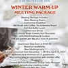 Winter Warm Up Meeting Package