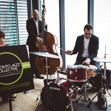 Special Jazz Trio & DJ Package!