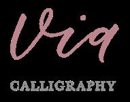 Via Calligraphy