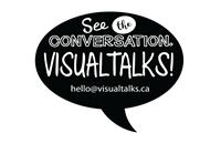 Visualtalks - Live Drawing