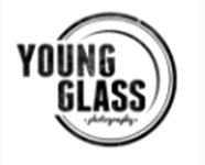 Young Glass Photography Title