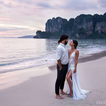Thailand Beach Destination Wedding